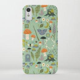 Fairy Garden iPhone Case