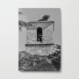 Bell tower Metal Print