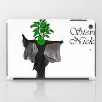 stevie nicks iPad Cases featuring Stevia Nicks by Pattavina