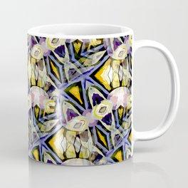 Ardeco Structural Retro Pattern Coffee Mug