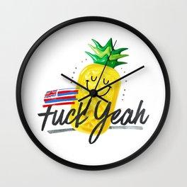 Pool time! Wall Clock