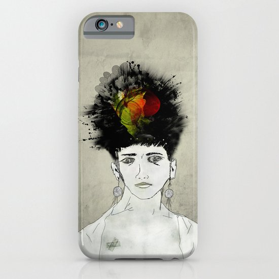 I'm not what you see iPhone & iPod Case