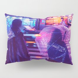 Tokyo Nights / The Crossing / Liam Wong Pillow Sham
