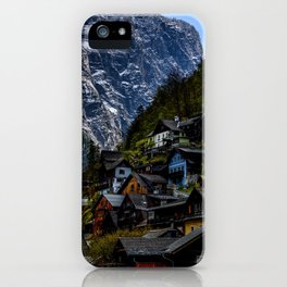 Where Two Worlds Meets... iPhone Case