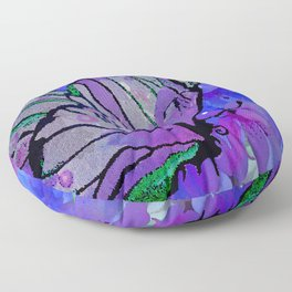 Butterfly Floor Pillow