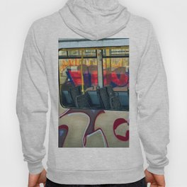 Departure with Ghosts Hoody