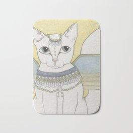 Blanka Cat Fairy Bath Mat