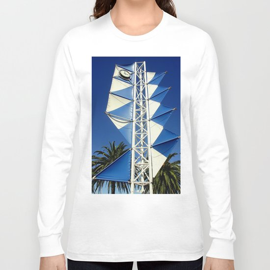 Wind Sails Long Sleeve T-shirt