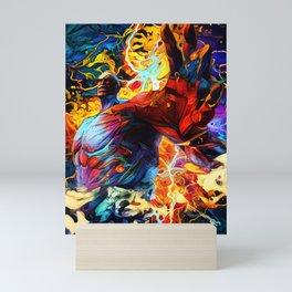 Tallest one Mini Art Print