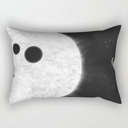MACROCOSMOS 01 Rectangular Pillow
