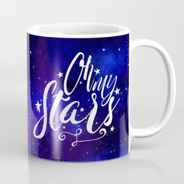 Oh My Stars Coffee Mug