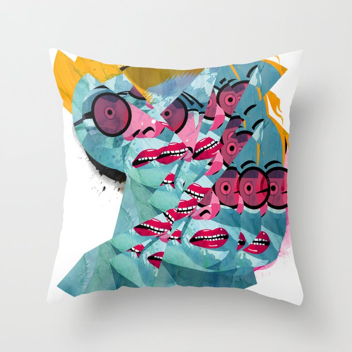 031112 Throw Pillow
