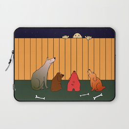 At The Bad Time On The Bad Place Laptop Sleeve