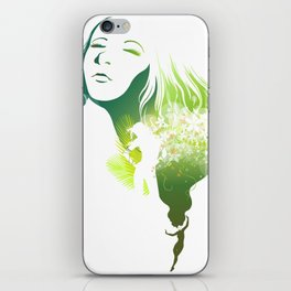 The Summer iPhone Skin