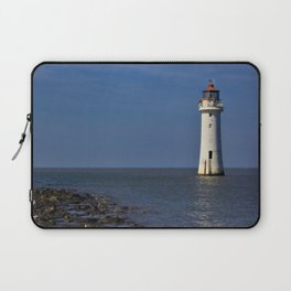 New Brighton Lighthouse Laptop Sleeve