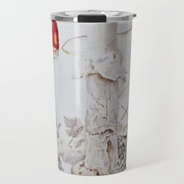 Toadstools Travel Mug