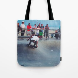 Blurry Background Tote Bag
