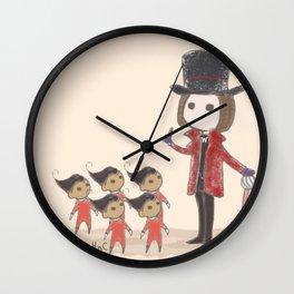 Willy Wonka and Oompa Loompa Wall Clock