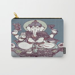 Ganesha Carry-All Pouch
