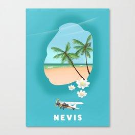 Nevis Canvas Print