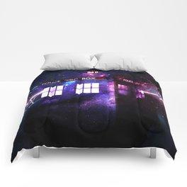 The Tardis Comforters