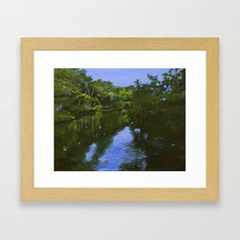 Turkey Creek Framed Art Print