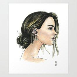 Essie Art Print