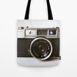 Camera II Tote Bag