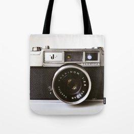 Camera photograph, old camera photography Tote Bag
