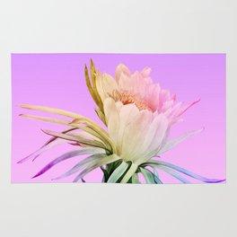 Purple Cactus Rug