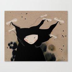 Mister Wind Canvas Print