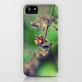 The Summer Bug iPhone Case