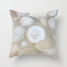 shells II Throw Pillow