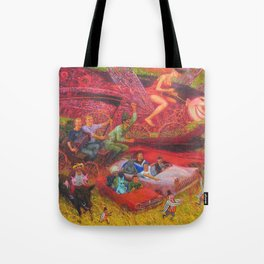 anarhy Tote Bag