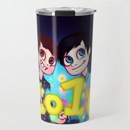 Dan&Phil 2016 Travel Mug