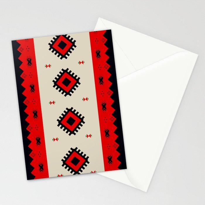 Romanian Pattern Stationery Cards