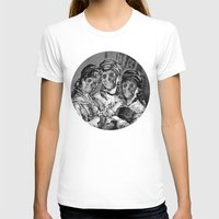 sister T-shirts featuring SISTER  by DIVIDUS