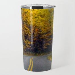 Katahdin Foliage (9) Travel Mug