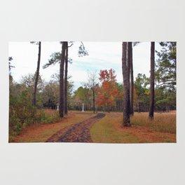 Autumn At The Battlefield Rug