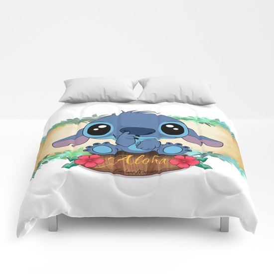 Aloha... Comforters