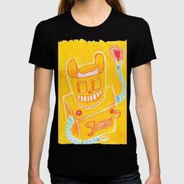 if I were a cat inside a robot... T-shirt