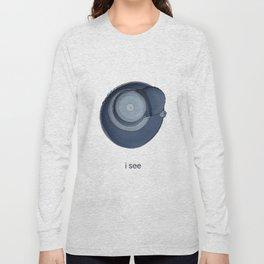 Third Eye Chakra / Sixth Chakra Long Sleeve T-shirt