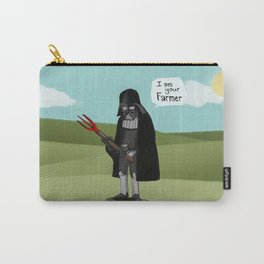 I am your Farmer Carry-All Pouch