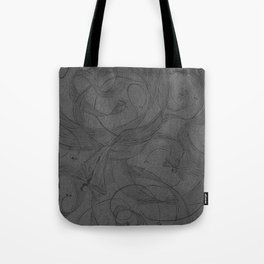 Draggin Flys - I have the actual hand printed and signed prints for sale still. Unframed $40.00 Tote Bag