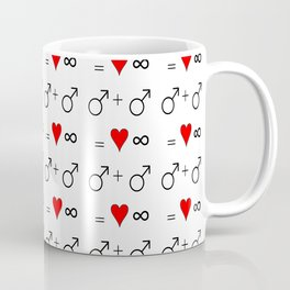 man man 3 Coffee Mug