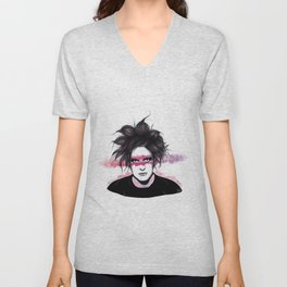 Robert Smith Unisex V-Neck