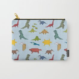 Dinogami Carry-All Pouch