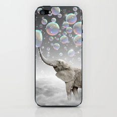 The Simple Things Are the Most Extraordinary (Elephant-Size Dreams) iPhone & iPod Skin