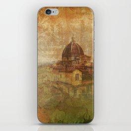 Italian Manuscript iPhone Skin
