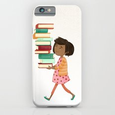 Library Girl 4 Slim Case iPhone 6s